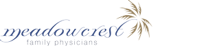 Meadowcrest Family Physicians   The Family Medicine Clinic   Crystal River FL Logo