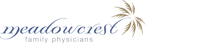Meadowcrest Family Physicians | The Family Medicine Clinic | Crystal River FL Retina Logo